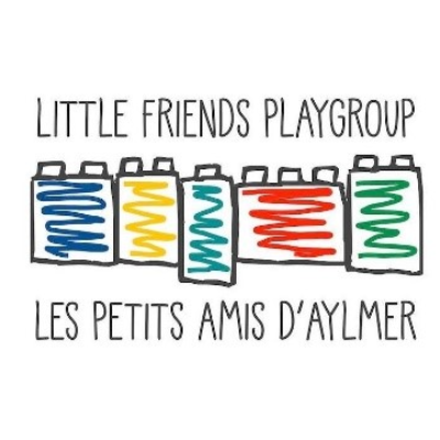 Logo Aylmer Little Friends Playgroup - Les Petits amis d'Aylmer
